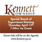 Special BOS Meeting 4/15