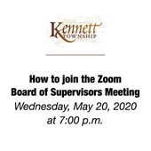 Join the BOS Meeting TONIGHT!