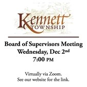 Board of Supervisors Meeting 12/2