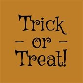 Trick-or-Treat!