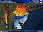 Winter Storm Updates