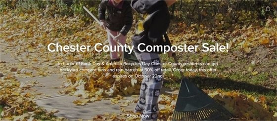 Composter Sale