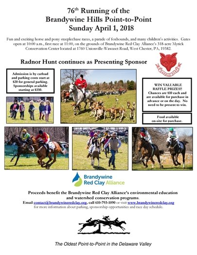 Brandywine Hills Point-to-Point Races