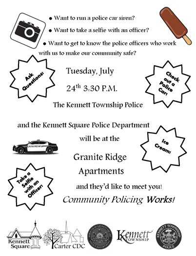 Meet the police
