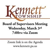 Tomorrow's Board of Supervisors Meeting