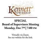 Special BOS Meeting 12/7