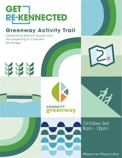 Get Re-Kennected Activity Trail