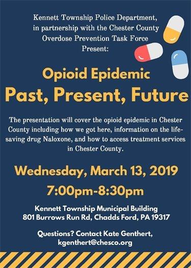 Opioid Epidemic Presentation!