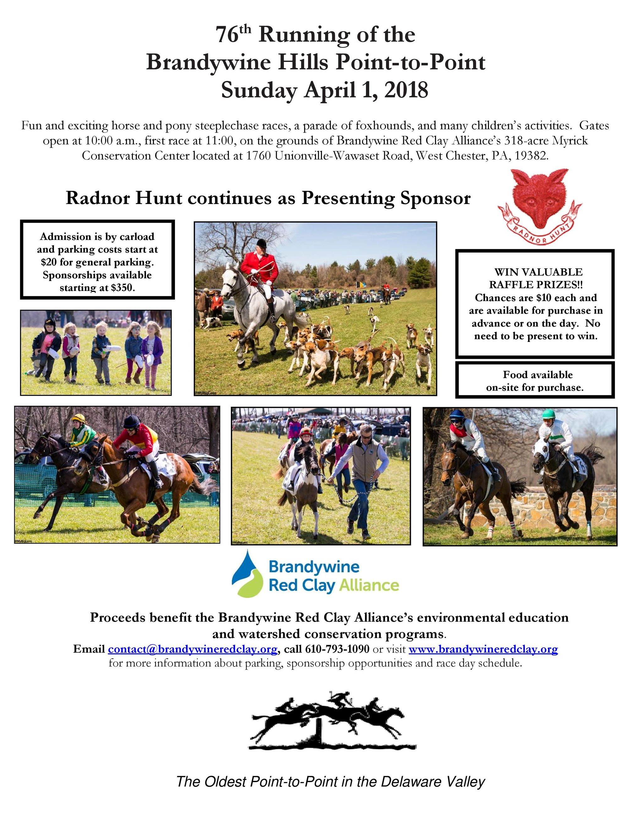 Brandywine Hills Point-to-Point